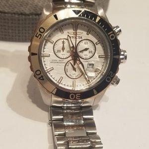 Mens Invicta Pro Diver Chronograph Watch